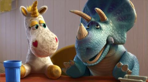 Toy Story 3 (2010) - Clip Tea Party