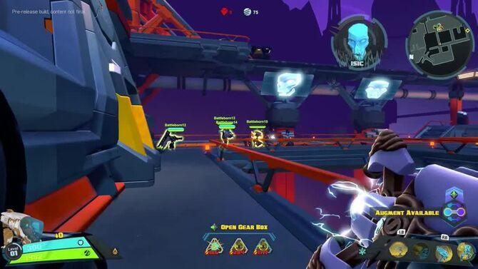 Battleborn - ISIC Gameplay - PVE