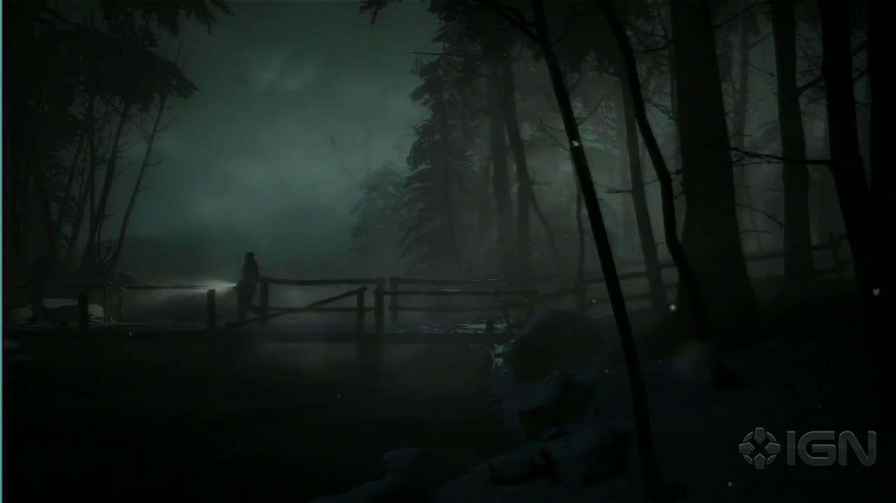 Until Dawn - Announce Trailer Gamescom 2012
