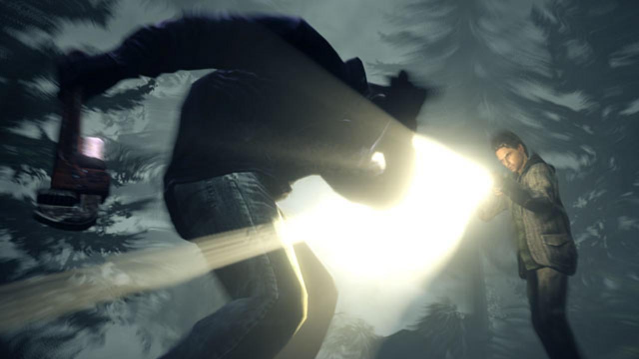Alan Wake Video Review - Alan Wake Video Review