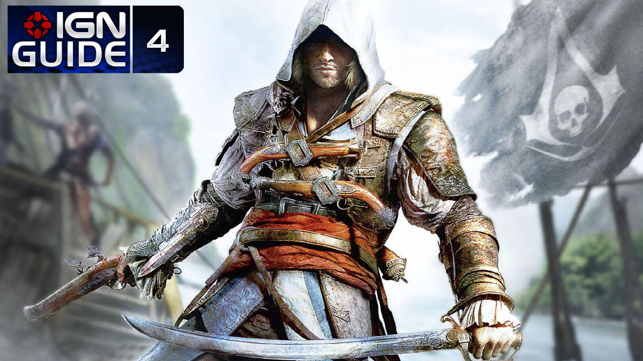 Assassin's Creed 4 Walkthrough - Sequence 02 Memory 02 And My Sugar? (100% Sync)