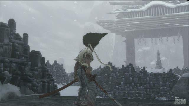 Afro Samurai PlayStation 3 Gameplay - Bear
