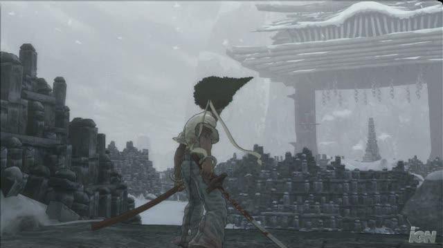 Afro Samurai PlayStation 3 Gameplay - Bear