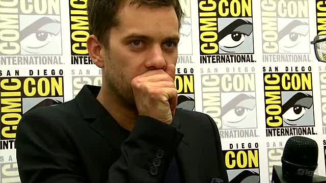 Fringe TV Interview - SDCC 09 Joshua Jackson