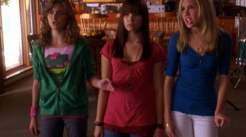 Camp Rock (2008) - Clip Food fight, post