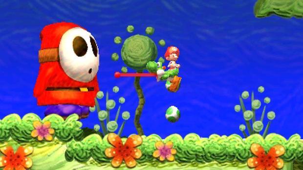 "Yoshi's New Island - ""Eggs-otic Locales"" Trailer"