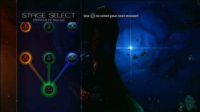 Aces of the Galaxy Xbox Live Review - Video Review