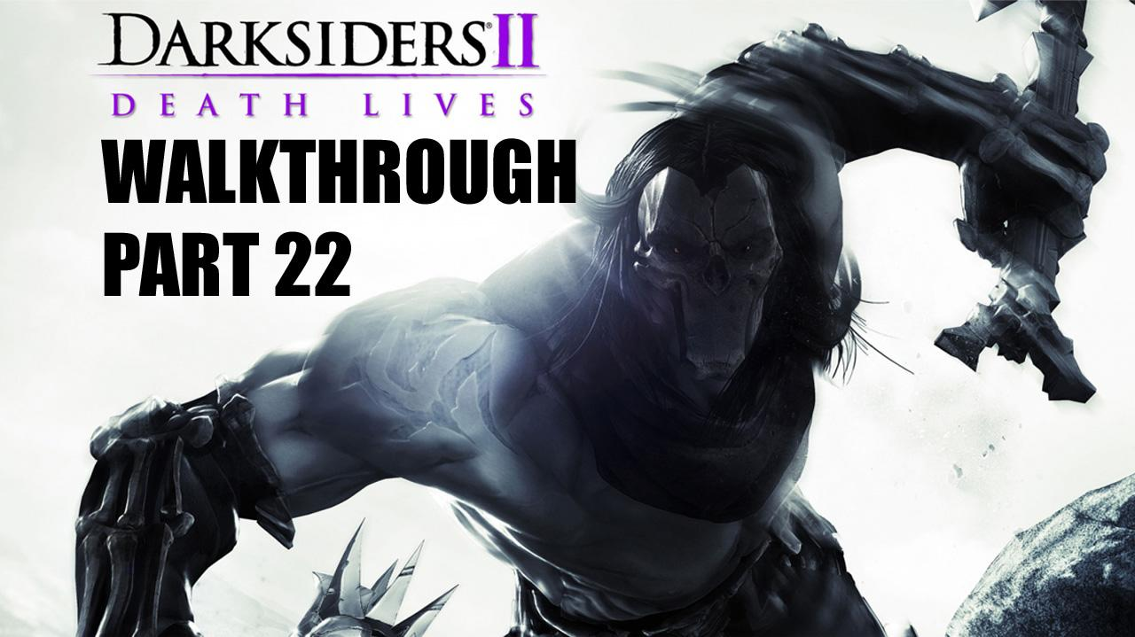 Darksiders II Walkthrough - The Gilded Arena (1 of 4) - Part 22