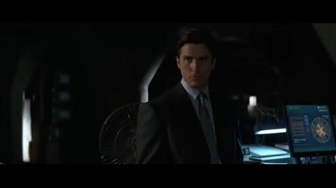 Batman Begins - Fox's department