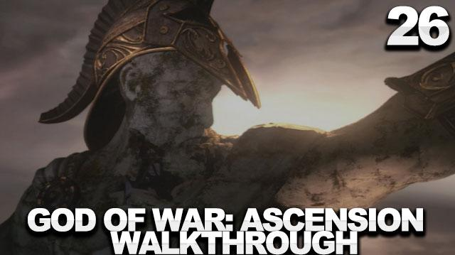 God of War Ascension Walkthrough Part 26 - Eyes of Apollo