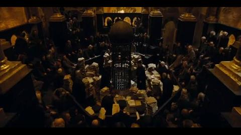Harry Potter and the Goblet of Fire - Karkaroff's trial