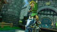 Mario Kart 8 - Hyrule Circuit Trailer
