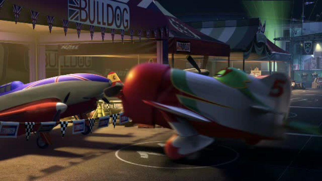 Planes - Bulldog Shamed Clip