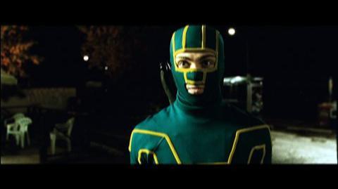 Kick-Ass (2010) - Clip I'm Kick-Ass