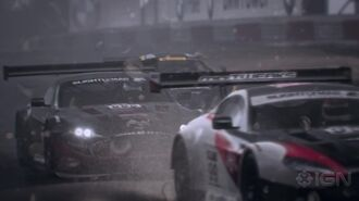 Project CARS - Night Racing in the Rain