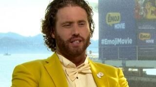 The Emoji Movie T.J. Miller On The Story