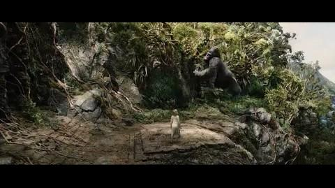 King kong - Standing up to King Kong Part 2