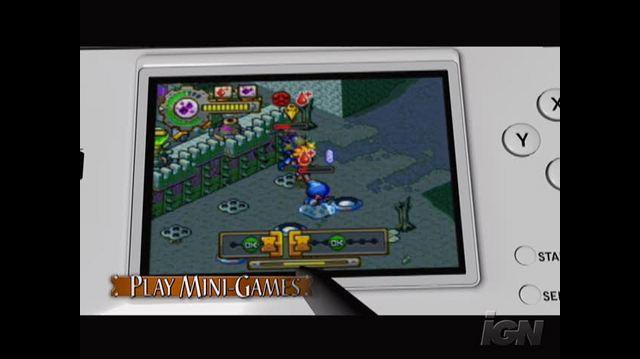 Lock's Quest Nintendo DS Video - Game Overview Trailer