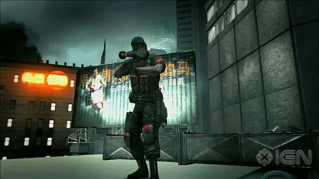 Army of Two The 40th Day PlayStation 3 Trailer - Demo Trailer