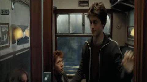 Harry Potter and the Prisoner of Azkaban - The Hogwarts Express