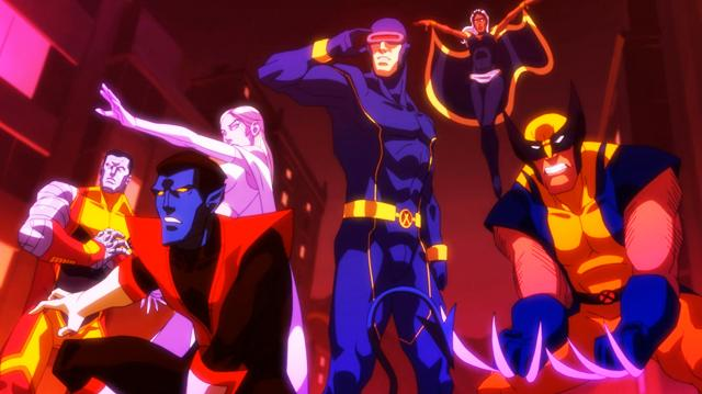 Marvel Heroes Cinematic Opening