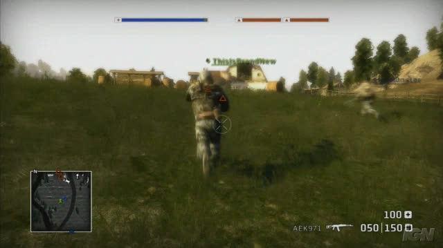 Battlefield Bad Company Xbox 360 Trailer - The Gold Rush (HD)