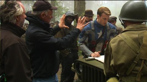 Captain America The First Avenger (2011) - Featurette Meet Captain America