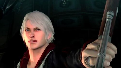 Devil May Cry 4 -- Special Edition - Nero Combat Introduction