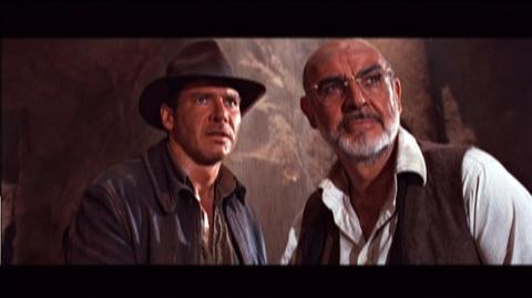 Indiana Jones And The Last Crusade The Complete Adventures Blu-Ray (1989) - Clip Indiana Jones Almost Retrieves The Grail