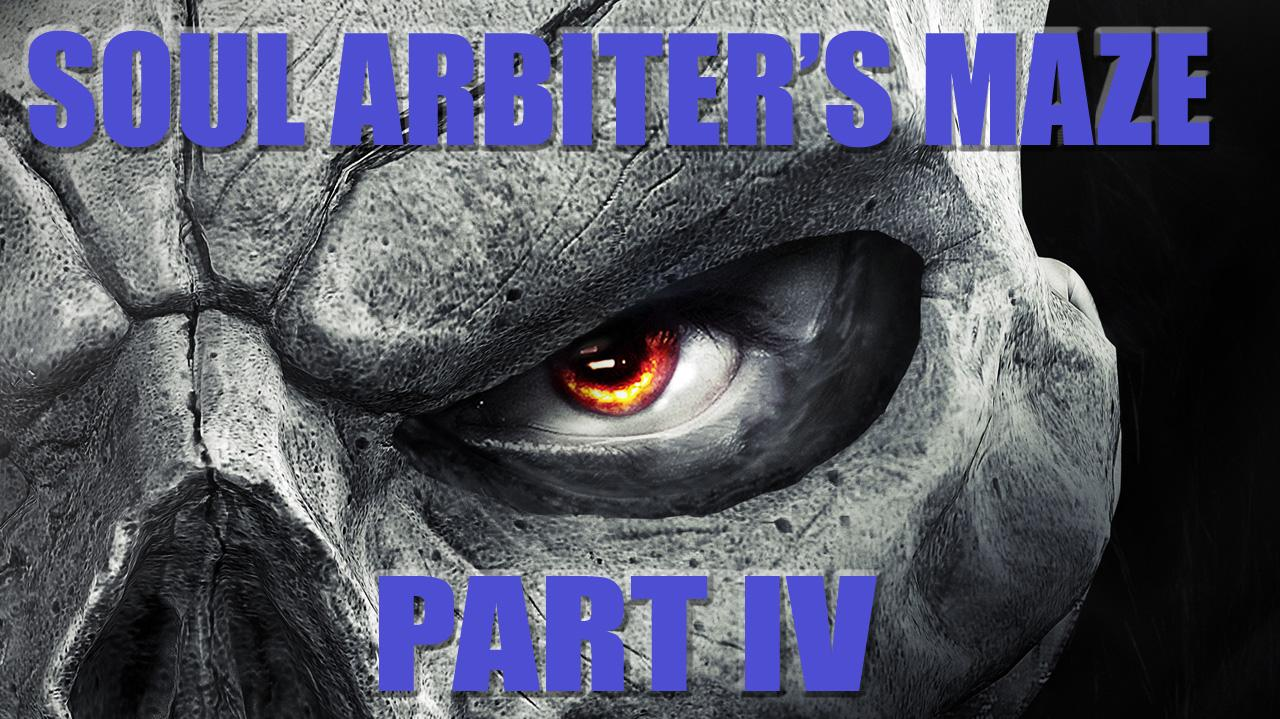 Darksiders II - Soul Arbiter's Maze Side Quest Walkthrough - Part 4
