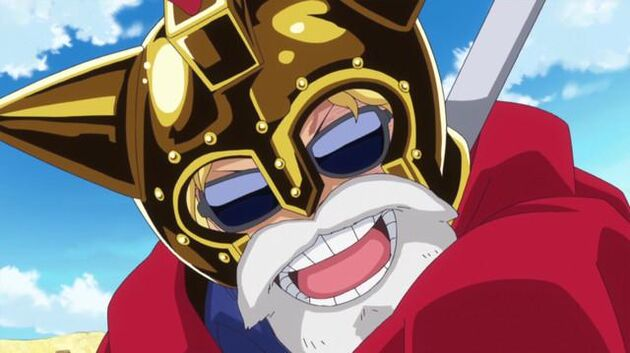 File One Piece - Episode 678 - The Fire Fist Strikes! The Flare-Flare Fruit Power Returns!