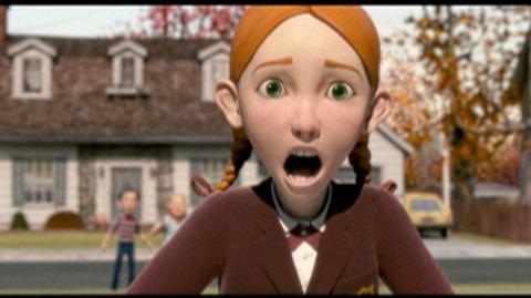 Monster House (2006) - Clip Are You Mentally Challenged