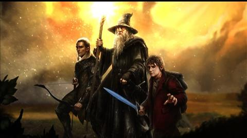 The Hobbit Kingdoms of Middle-Earth (VG) (2012) - Kabam - The Hobbit Kingdoms of Middle-Earth Trailer