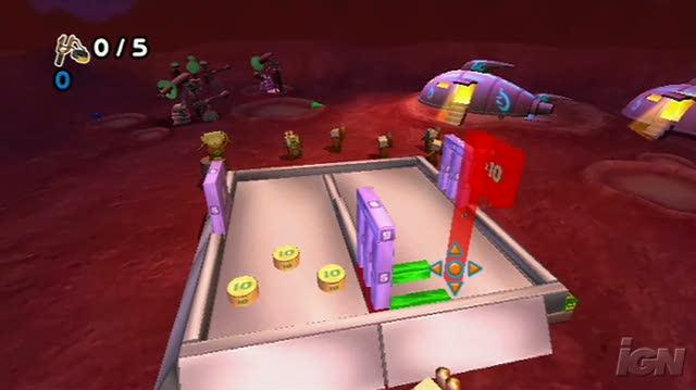 Boom Blox Bash Party Nintendo Wii Gameplay - Dog Leg Video