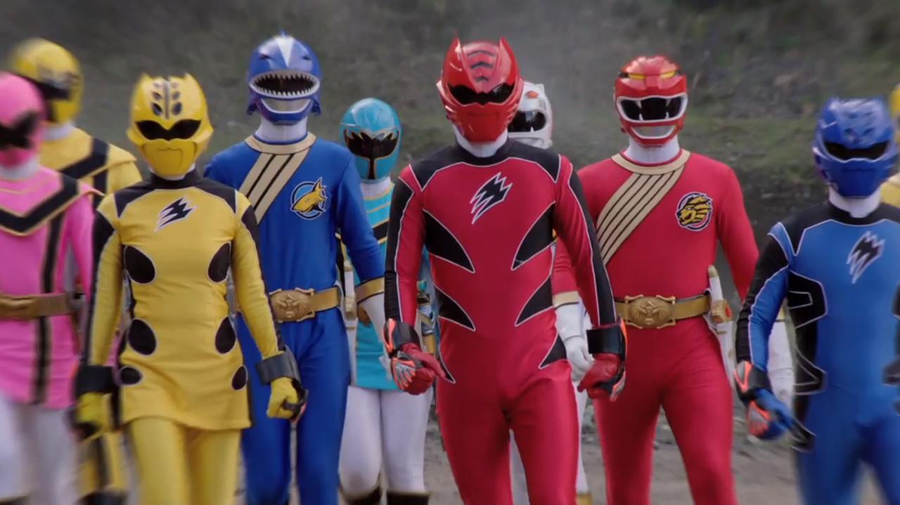 Power Rangers - Legendary Mode