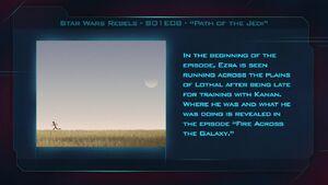 """Star Wars Rebels S01E08 """"Path of the Jedi"""" - Fan Brain"""