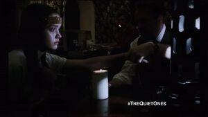 """The Quiet Ones - """"Watching"""" Clip"""