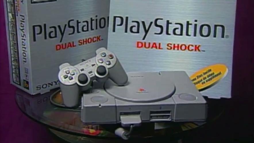 Evolution of PlayStation