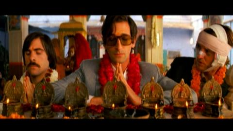 The Darjeeling Limited (2007) - Clip Is that my belt?