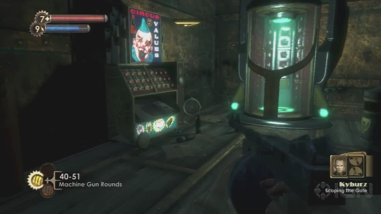 BioShock - Diaries Kyburz - Gameplay