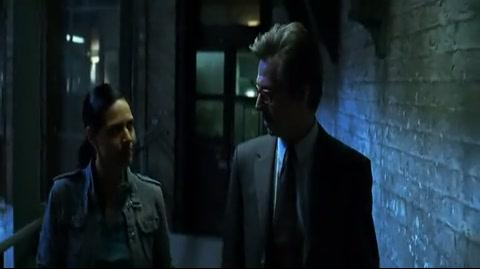 The Dark Knight - The Joker's targets