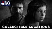The Last of Us Walkthrough - ALL Collectible Locations Bill's Town