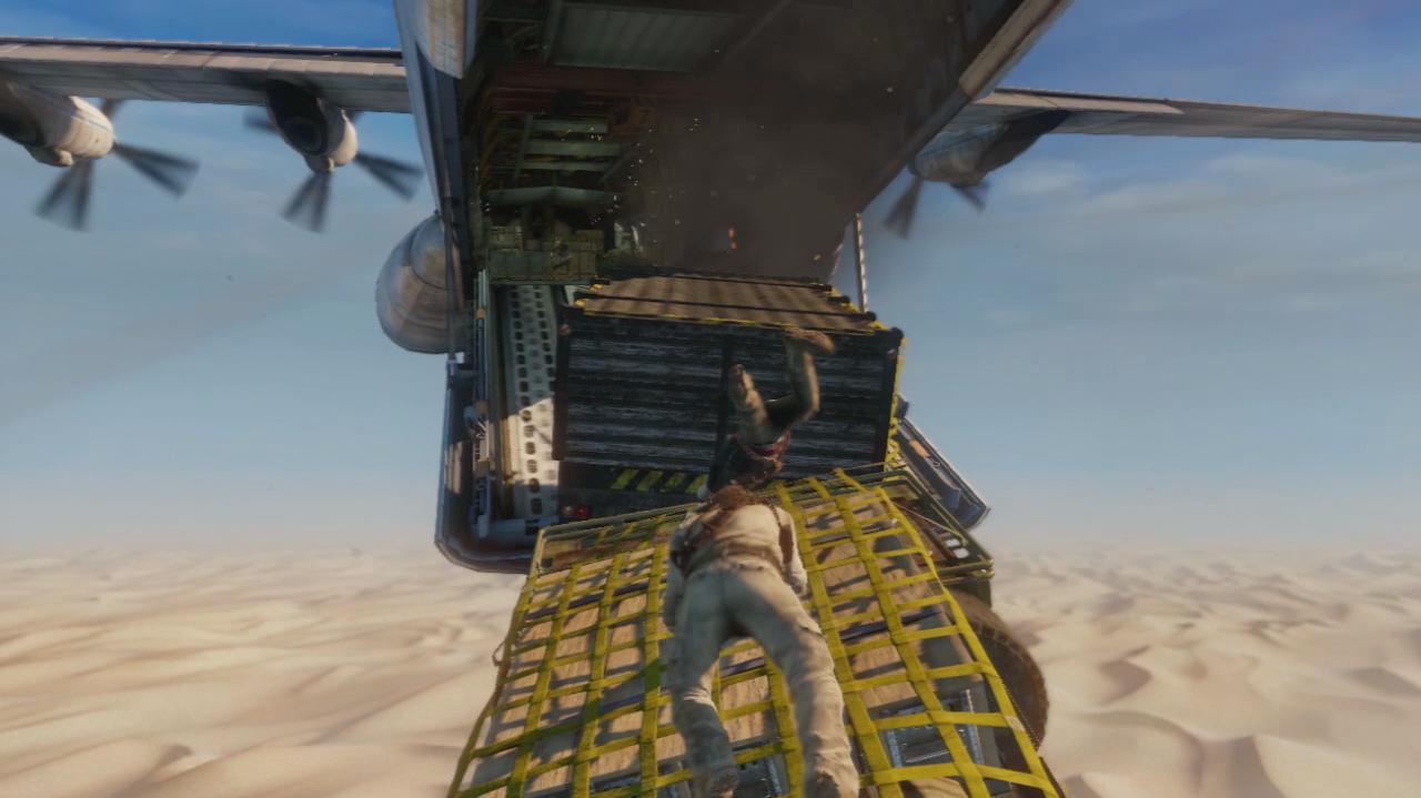 Uncharted 3 - Stowaway - Gameplay