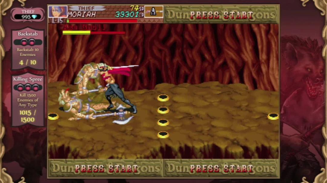 Dungeons & Dragons Chronciles of Mystara - Thief Vignette