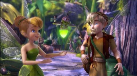 Tinker Bell and the Great Fairy Rescue (2010) - Clip Fairy Camp