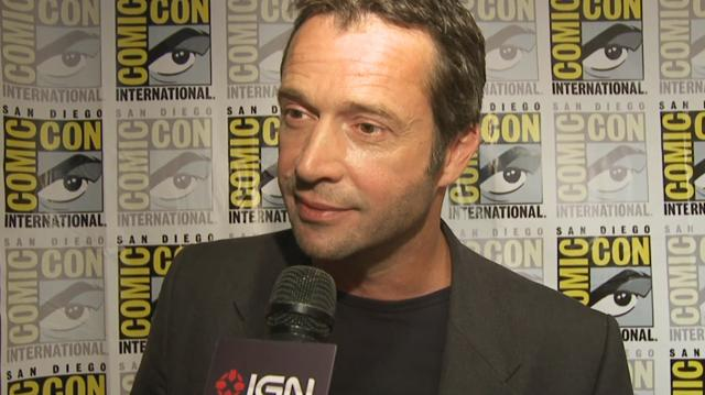 The Following - James Purefoy Interview - Comic-Con 2012