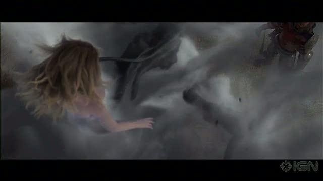 Dante's Inferno Xbox 360 Gameplay - Poor Beatrice