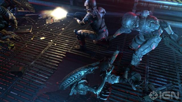 Aliens Colonial Marines Multiplayer Preview