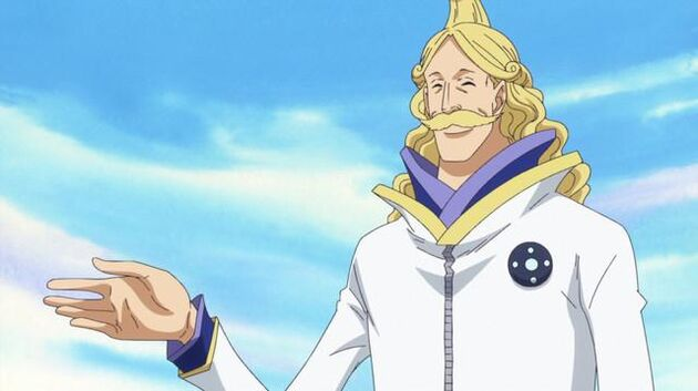 File One Piece - Episode 702 - A Celestial Dragon! Doffy's Stormy Past!