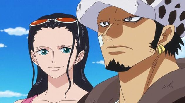 File One Piece - Episode 746 - The Numerous Rivals Struggle Amongst Themselves! The Raging Monsters of the New World